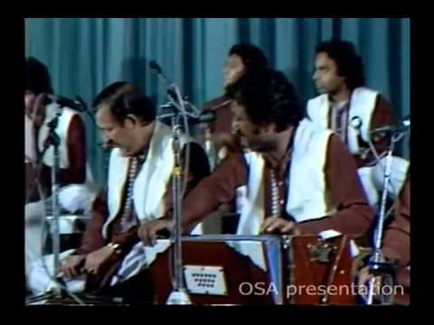 Ali Maula Ali Maula Haq Ali Ali  Ustad Nusrat Fateh Ali Khan  OSA  HD