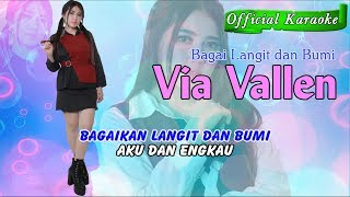 Download Video Karaoke ~ BAGAI LANGIT DAN BUMI _ tanpa vokal   |   Official Karaoke MP3 3GP MP4