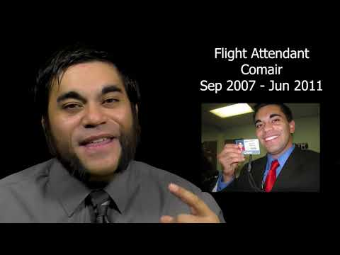 Staff Assistant American Airlines Video Resume Sean Corcoran