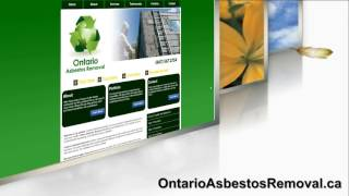 Ontario Asbestos Removal | Low cost asbestos testing & remediation services