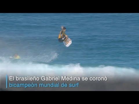 afpes: Dominio brasileño sobre las olas