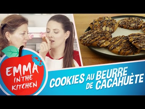 cookies au beurre de cacahu te youtube. Black Bedroom Furniture Sets. Home Design Ideas