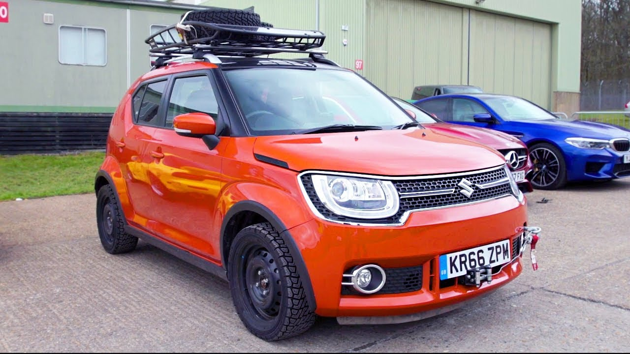 Suzuki Ignis Walkaround | Top Gear: Series 26