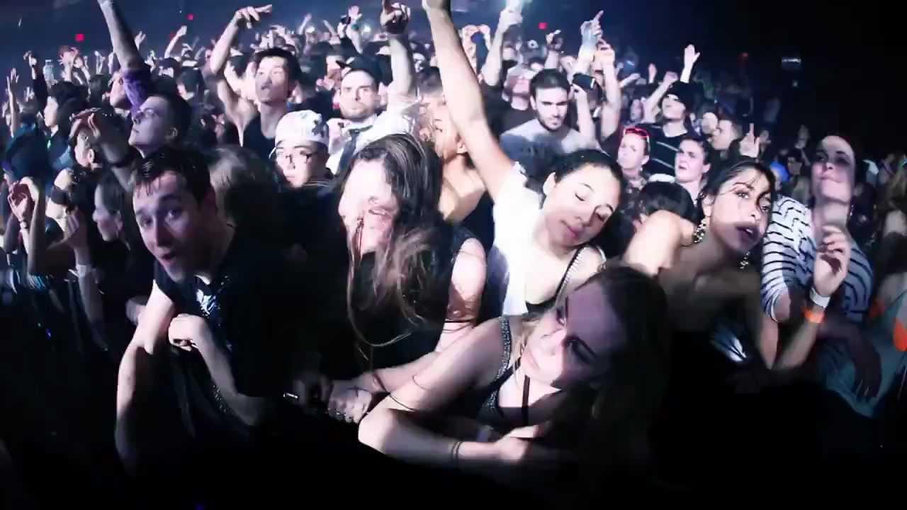 Future Music Festival 2012 presents: Fatboy Slim / Skrillex / Die Antwoord  Sideshow New Zealand