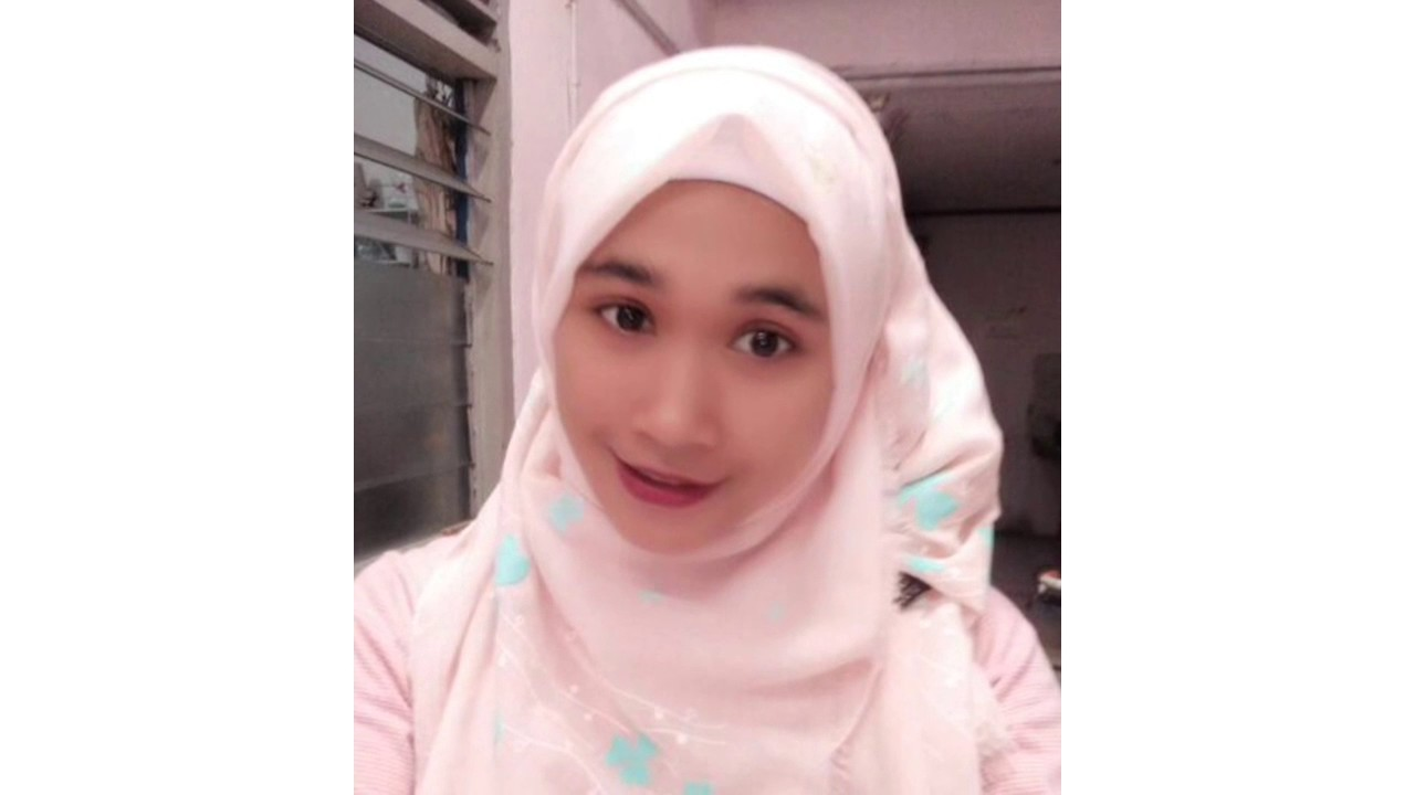 Tutorial Hijab Simple Bersanggul YouTube