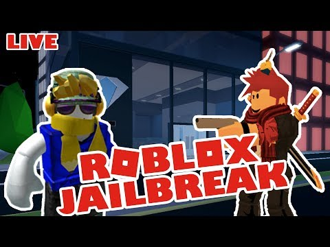 Roblox Jailbreak Livestream! ||Come join & play with me!!|Roblox live 🔴