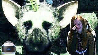 SO BEAUTIFUL I CRIED | The Last Guardian VR Demo Gameplay