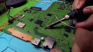 Tuto : Réparation PS4 NOR corrompue (Pas de synchro manette) [Partie 5 - Fin]