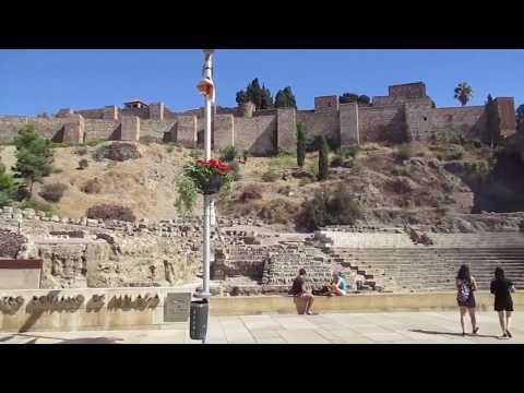 MALAGA City - Sevilla,Granada,Ronda