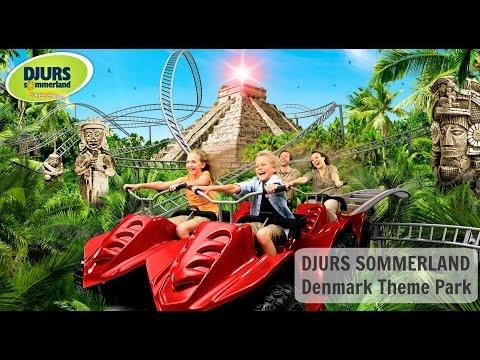 Denmark Theme Park Djurs Sommerland 2016 Review
