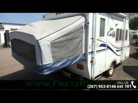 Rv Trader Pa >> Used 2004 Aero Coach Aerolite Cub 160 for Sale Fretz RV Classified Ads Camper Trader - YouTube