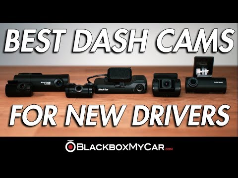 Best Dash Cams For New Drivers - BlackboxMyCar