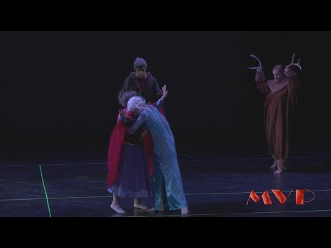Parker Dance Academy - Frozen