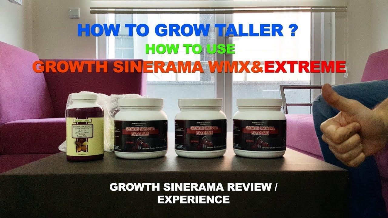 Growth sinerama side effects
