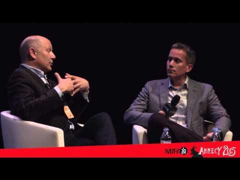 Annecy 2015 - Keynote : Chris MELEDANDRI