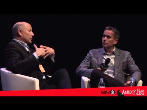 Annecy 2015 - Keynote : Chris MELEDANDRI fragman