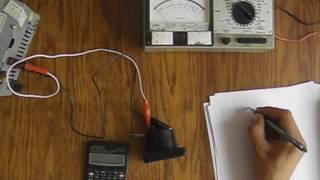 как сделать амперметр из вольтметра