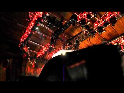 KISS Blossom Music Center Intro/Detroit Rock City 2012 Live