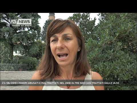 23/08/2019 | MINORI ABUSATI E MALTRATTATI, NEL 201...