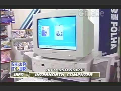 INTERNORTH COMPUTER DÉBORA GALEBE 18 04 1997 1