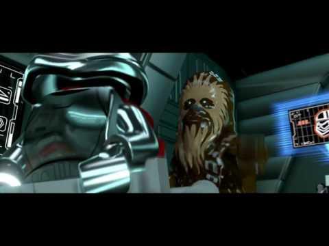 LEGO Звездные войны: Пробуждение силы — трейлер с E3 2016