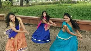 Chogada Dance Choreography | Loveratri | Navratri special 2018 | by Priyanka - Poonam - Divya