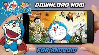 (13MB) Download Official Doraemon Game for Android for free||2018 June||