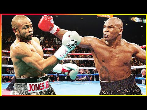 Mike Tyson vs Roy Jones Jr. 2020 Biggest Fight?!