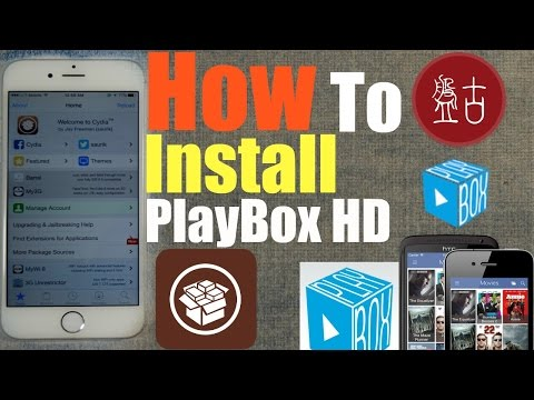 how to download playbox ios