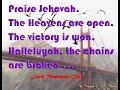 Praise Jehovah The Heavens are Open By Faith Tabernacle Choir