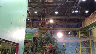 Aile & Cle's Journey - Playing Flying Fox 6