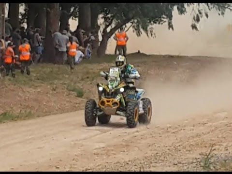 quad can am dakar 2016