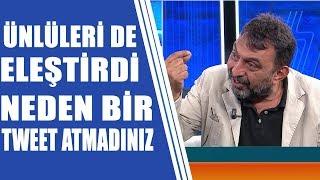 Oyuncu Ahmet Yenilmez'den ünlü isimlere Diyarbakır tepkisi