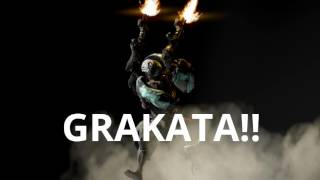 Grakata! (Warframe Music - Joey Zero)