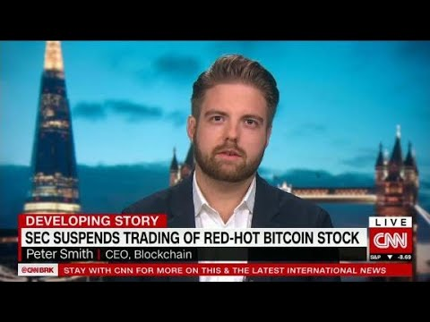 Is Blockchain's CEO throwing shade at Jamie Dimon?