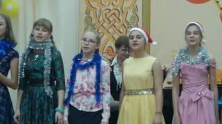"""Новогодняя песня """"Тройка"""" из кф """"Чародеи"""""""