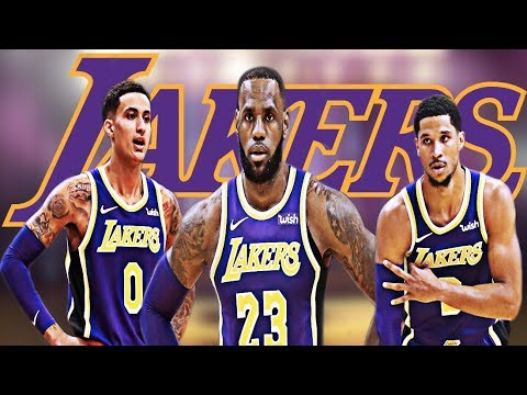 "Stephen A.Smith Says Lakers Best Chance Of Winning Is With Kuzma,Hart,Lebron ""SCORING PROLIFICALLY"""