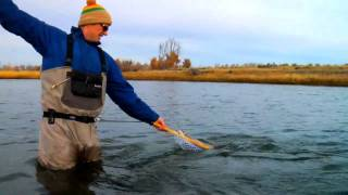 Winter Fishing: The Addiction part 1 (rainbow trout)