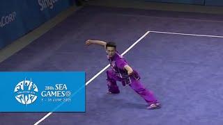 Download Video Wushu - Men's Optional Changquan (Day 1) | 28th SEA Games Singapore 2015 MP3 3GP MP4
