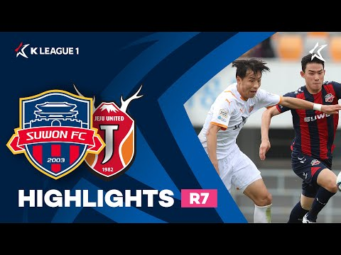 Suwon City Jeju Utd Goals And Highlights