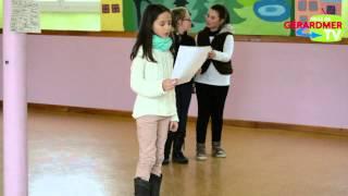Poèmes et Chansons à l'Ecole Marie Curie