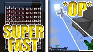 THE MOST OVERPOWERED SPIDER EYE GRINDER IN SKYBLOCK(Hypixel Skyblock Guide)