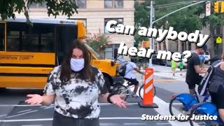 Why Can't Anybody Hear Me? | Students for Justice PSA