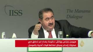 زيباري: أكثر من 40 ألف مدني قتلوا بمعارك الموصل