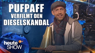 Sebastian Pufpaff macht den VW-Abgasskandal zum Kinofilm