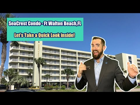A Quick Review Of The Seacrest Condo In Fort Walton Beach