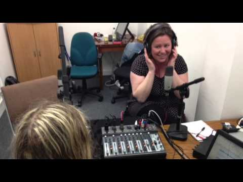 Lucy Frost introduces ALIVE INSIDE on Brighton and Hove Community Radio