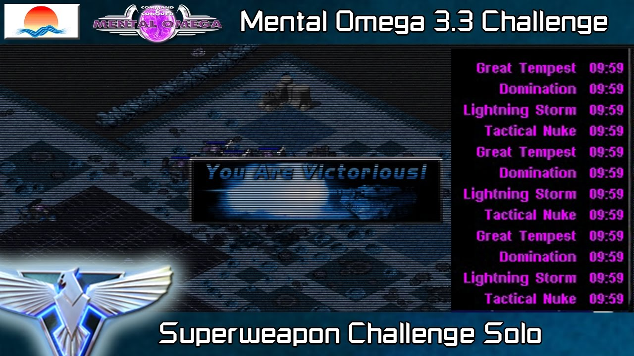Mental Omega 3 3 1 C C Red Alert 2   Superweapon ChallengeMental Omega 3 3 1 C C Red Alert 2   Superweapon Challenge   YouTube. Red Alert Lightning Storm. Home Design Ideas