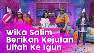 BROWNIS - Wika Salim Buat Surprise Ulang Tahun Ke Ivan Gunawan (20/1/20) PART3