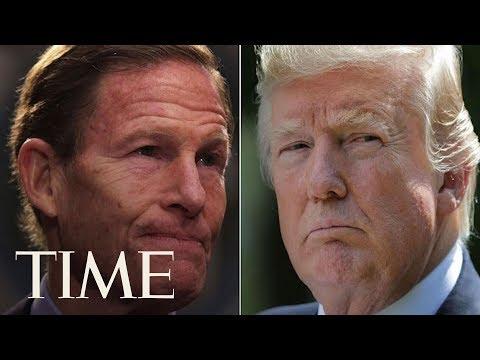 President Trump Bashes Senator As